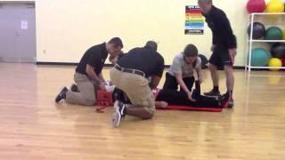 Download Emergency Care Spine Injured Athlete 1: Log Roll Video