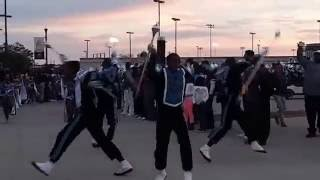 Download Jackson State Sonic Boom Marching Out @ASU Video