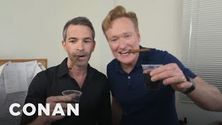Download Conan Throws Jordan Schlansky A Bachelor Party - CONAN on TBS Video