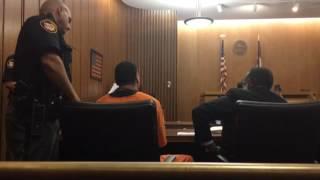 Download Judge kicks defendant out of courtroom Video