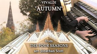 Download VIVALDI – AUTUMN (Four Seasons) ORGAN OF ST LAMBERTI, MÜNSTER, GERMANY - JONATHAN SCOTT Video