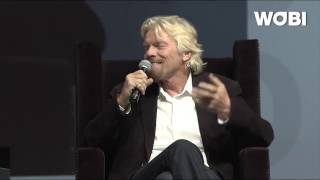 Download A leader must be a ″people person″ | Richard Branson | WOBI Video