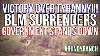 Download BLM Surrenders VICTORY for Bundy Ranch Video
