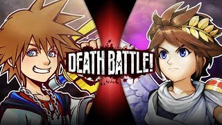 Download Sora VS Pit (Kingdom Hearts VS Kid Icarus)   DEATH BATTLE! Video