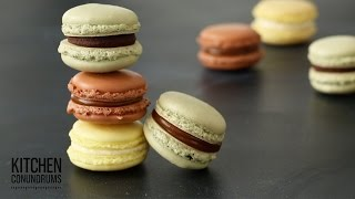 Download The Science Behind French Macarons - Kitchen Conundrums with Thomas Joseph Video