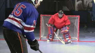 Download Sports Science: A Sumo Goalie Video