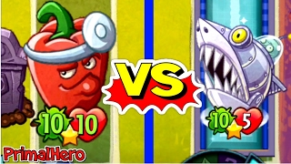 Download Plants vs Zombies Heroes Battles - PVZ HEROES - Imp Deck ! Video
