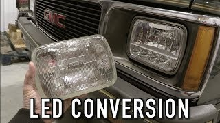 Download Are LEDs A Worthy Upgrade For An Older Vehicle? Jimmy Resto Ep.6 Video