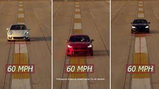 Download 2018 Kia Stinger GT vs BMW 6 Series vs Porsche Panamera - Test Drive Video