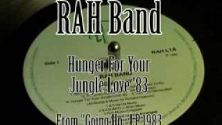 Download RAH Band - Hunger for Your Jungle Love '83 Video