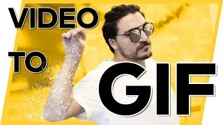 Download How to MAKE a GiF Animation! - Convert Video To Gifs Easily Video