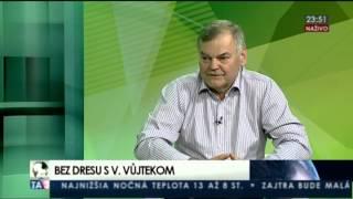 Download Bez dresu s trénerom hokejovej reprezentácie SR Vladimírom Vůjtkom Video