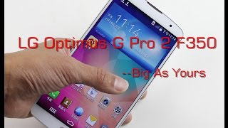 Download LG Optimus G Pro 2 F350- 3+32 5.9″″ FHD Cheap and Valued Phone Video