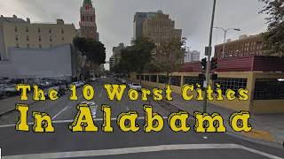Download The 10 Worst Cities in Alabama Explained Video
