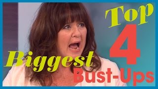 Download Top 4 Biggest Loose Women Bust-Ups | Loose Women Video
