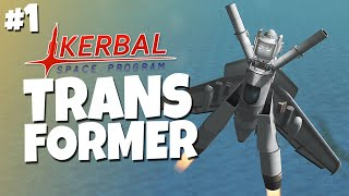 Download Transformer Program #1 - KSP Video