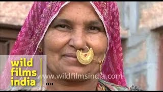 Download Traditional Dress of Rajasthani women Video