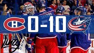 Download Canadiens vs Blue Jackets | 10 Goals | Highlights | Nov. 4, 2016 [HD] Video