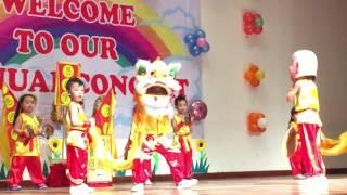 Download Endah kids annual concert 2016″lion dance″part 2 Video