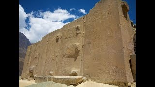 Download Lost Ancient High Technology And Cataclysm At Ollantaytambo Peru Video