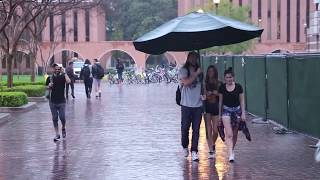 Download Making Strangers' Days with a Giant Umbrella! Video