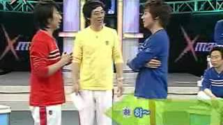 Download [Eng] Haha & Andy's English battle on Xman Video