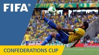 Download Brazil 2:0 Mexico, FIFA Confederations Cup 2013 Video