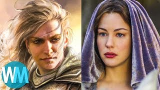 Download Top 10 Biggest Differences Between The Lord Of The Rings Movies And Books Video