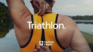 Download Triathlon Swimming Technique | Nuffield Health Video