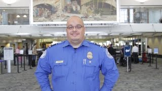 Download The Faces of TSA: Lead Transportation Security Officer Herminio Rodriguez Video