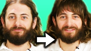 Download Guys Try Bangs For A Day Video