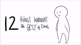 Download 12 Things Introverts Are Best At Doing Video