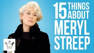 Download 15 Things You Didn't Know About Meryl Streep Video