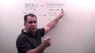 Download Republic vs Democracy Video