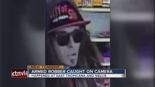 Download LVMPD seeks Nov. 2 armed robbery suspect Video