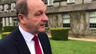 Download Superintendent Noel Cunningham on Hard Brexit threat Video