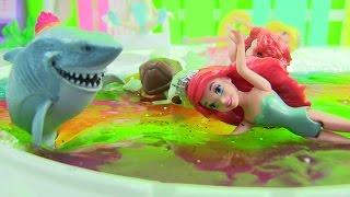 Download Cách Làm Biển Slime Cầu Vòng / How To Make Rainbow Slime Beach Video