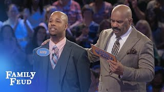 Download The Holmes family play Fast Money! | Family Feud Video