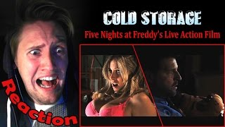 Download COLD STORAGE REACTION! | MEGA CHILLS! | Five Nights At Freddy's LIVE ACTION FILM Video