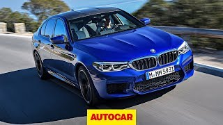 Download BMW M5 2018 review | New Mercedes-AMG E63 rival tested | Autocar Video
