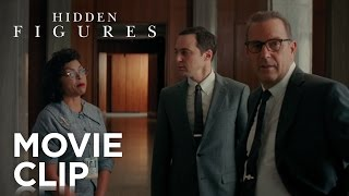 Download Hidden Figures | ″You Are The Boss″ Clip [HD] | 20th Century FOX Video