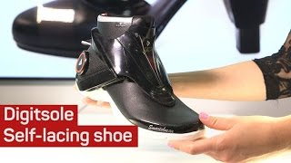 Download Digitsole self-lacing shoes Video