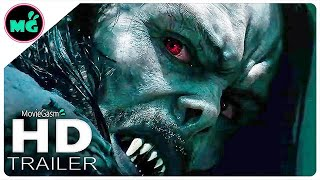 Download MORBIUS Official Trailer #1 (2020) Jared Leto Video