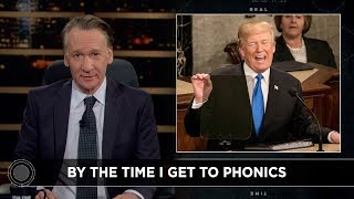 Download New Rule: Sub-Literate America | Real Time with Bill Maher (HBO) Video