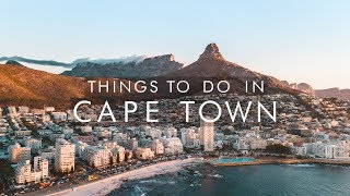 Download Things To Do In CAPE TOWN, SOUTH AFRICA | UNILAD Adventure Video