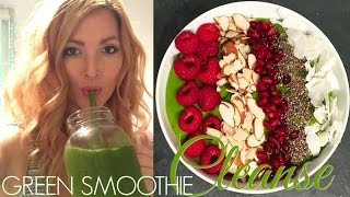 Download GREEN SMOOTHiE CLEANSE Video