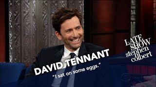 Download David Tennant Is Glad To See A Female Dr. Who Video