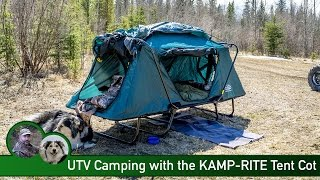 Download UTV Camping with the KAMP-RITE Tent Cot Video