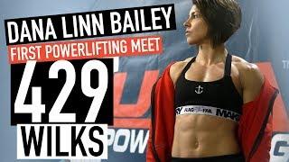 Download DLB'S FIRST POWERLIFTING MEET | 429 WILKS! Video