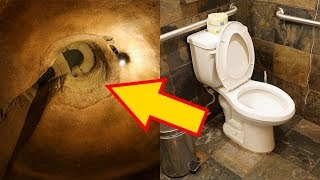 Download When An Italian Guy Went To Repair His Toilet, He Unearthed An Ancient Underground Complex Video